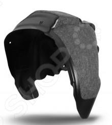 Подкрылок с шумоизоляцией Novline-Autofamily Renault Duster 4x4 2011-2015Подкрылки<br>Подкрылок с шумоизоляцией Novline-Autofamily Renault Duster 4x4 2011-2015 изделие, которое надежно защитит кузов и крылья автомобиля от попадания грязи, пыли, гальки и прочего мусора. Это особенно актуально в зимнее время, когда дороги посыпают дополнительным слоем соли или песка, чтобы предотвратить скольжение. Разработанные с применением цифровых технологий подкрылки идеально повторяют форму кузова автомобиля. Установка изделий осуществляется при помощи специальных крепежных элементов, представленных в комплекте, и не вредит лакокрасочному покрытию транспортного средства. А универсальная черная расцветка подкрылок делает их изящным и органичным дополнением экстерьера автомобиля.<br>