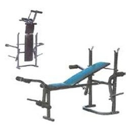 фото Скамья для комплексных упражнений Alex WB-04