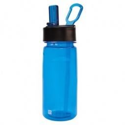 фото Бутылка для воды IRIS Barcelona I8203. Цвет: синий