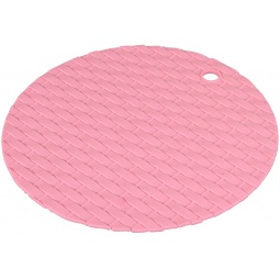 фото Подставка под горячее Rosenberg 8032. Цвет: розовый