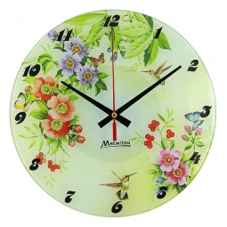 фото Часы настенные Marmiton «Колибри»