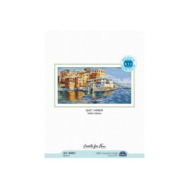 фото Набор для вышивания RTO «Тихая гавань»