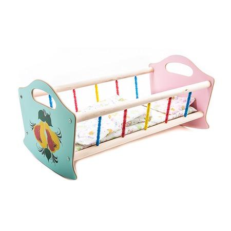 Купить Кроватка для кукол Деревянные игрушки - Владимир 48307