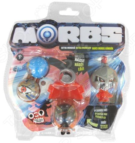 Набор игровой для мальчика MORBS «4 Героя» 08022