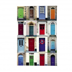 фото Обложка для паспорта Mitya Veselkov «Такие разные двери»