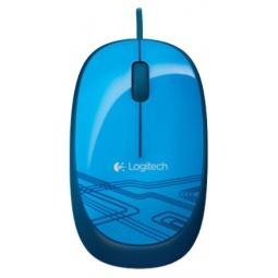 Купить Мышь Logitech M105 Blue USB