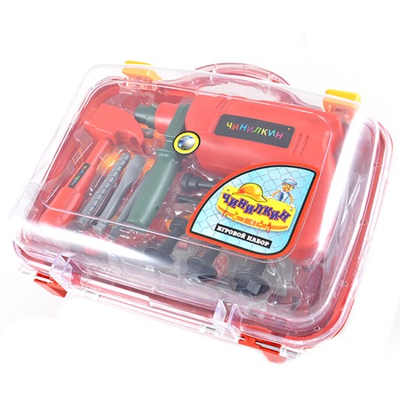 Купить Набор инструментов игровой Shantou Gepai «Чинилкин»
