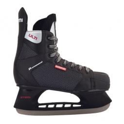 фото Коньки хоккейные ATEMI ULTI Black. Размер: 42