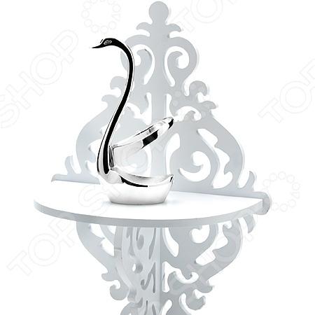 Полка для ванны Mayer&amp;amp;Boch MB-24250Полки для ванной<br>Полка для ванны Mayer Boch MB-24250 это удобная полка, которую можно использовать в качестве подставки для разнообразных предметов, к примеру книги или чашечки чая. На полке хватит места для вазочки с фруктами и ароматной свечи. Эта полка станет удачной покупкой как для себя, так и в качестве подарка, ведь все любят понежиться в ванне.<br>