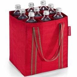 Купить Сумка-органайзер для бутылок Reisenthel Bottlebag red stripes