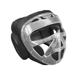 фото Шлем боксерский Bull's Senior HG-11022 черный. Размер: M