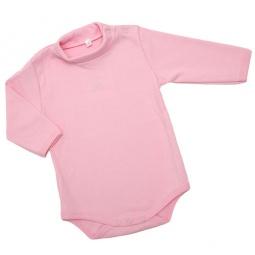Купить Боди-водолазка IDEA KIDS «Весёлые полосатики». Цвет: розовый