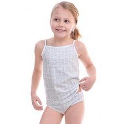 фото Комплект нижнего белья для девочки Свитанак 207457. Рост: 110 см. Размер: 30