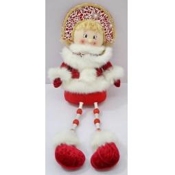 фото Игрушка новогодняя Новогодняя сказка «Снегурочка» 93951