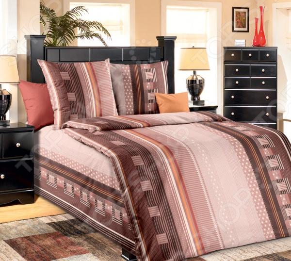 Комплект постельного белья ТексДизайн «Квадро» комплект постельного белья тексдизайн эдгар