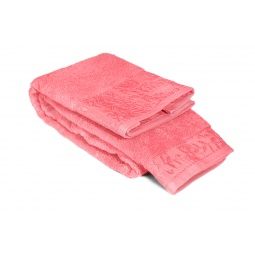 фото Полотенце Tete-a-Tete махровое Т-МП-7185. Размер: 70х140 см. Цвет: розовый