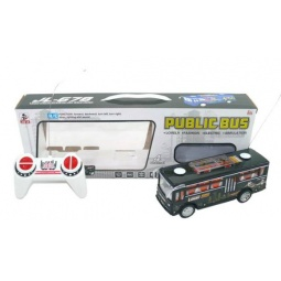 фото Машинка на радиоуправлении Shantou Gepai «Автобус» JL678-36