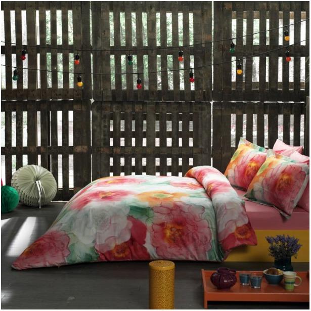 фото Комплект постельного белья Tac Camellia. 2-спальный