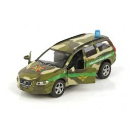 фото Модель коллекционная Пламенный Мотор Volvo «Пограничные войска»