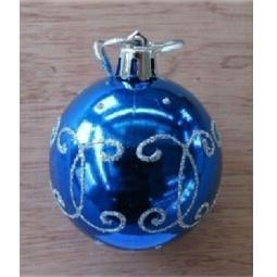 фото Набор новогодних шаров Феникс-Презент 39008 «Лазурный берег»
