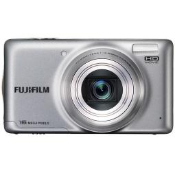 фото Фотокамера цифровая Fujifilm FinePix T400. Цвет: серебристый