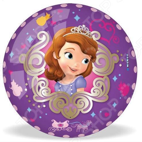 Мяч Mondo «София Прекрасная» софия де сегюр история принцессы розетты новые волшебные сказки для маленьких детей