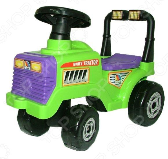Машина-каталка Полесье «Трактор Митя №2»
