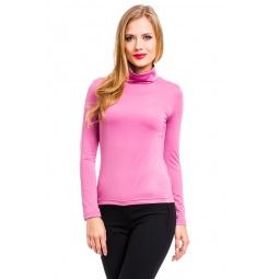 фото Водолазка Mondigo 204. Цвет: темно-розовый. Размер одежды: 42
