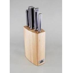 фото Набор ножей на подставке Stahlberg 6848-S