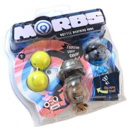 Купить Набор игровой для мальчика MORBS «4 Героя» 08023