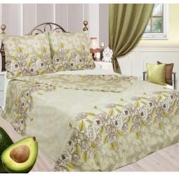 фото Комплект постельного белья Сова и Жаворонок «Авокадо». Евро