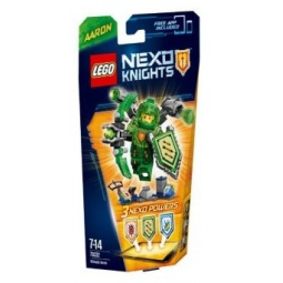 фото Фигурка сборная LEGO «Абсолютная сила: Аарон»