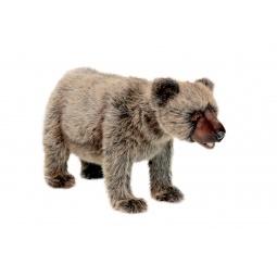 фото Мягкая игрушка Hansa «Медвежонок гризли идущий»