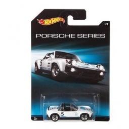 фото Машинка коллекционная Mattel Hot Wheels Porsche 914-6