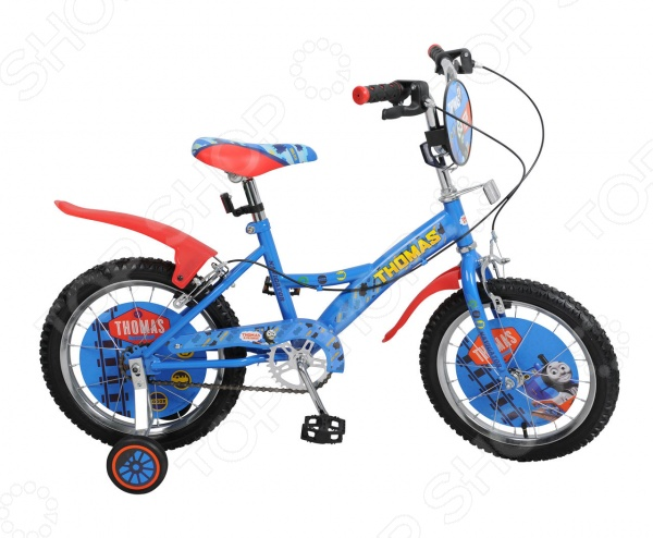 Велосипед детский Navigator KITE «Томас и его друзья» 16 велосипед двухколесный navigator superman 16