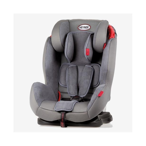 фото Кресло детское Heyner Capsula Multi Aero. Цвет: серый