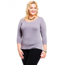 фото Кофта Mondigo XL 023. Цвет: серый. Размер одежды: 52