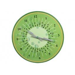 фото Часы настенные POMIDORO «Сочный фрукт». Рисунок: киви