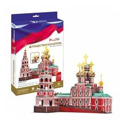 Купить Пазл 3D CubicFun «Рождественская церковь»