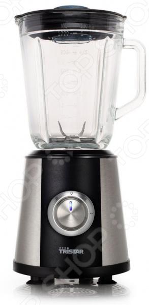 Блендер Tristar BL-4441Блендеры<br>Блендер Tristar BL-4441 - прекрасный стационарный мини-блендер, который станет отличным дополнением для вашей кухни. Устройство с элегантным современным дизайном поможет вам добиться отличных результатов в измельчении, растирании продуктов и приготовлении различных блюд. Он оснащен долговечным, мощным мотором с низким уровнем вибрации. Стальные лезвия выполнены из нержавеющей стали, которая отличается своими прекрасными режущими и износостойкими качествами. Блендер имеет стеклянную чашу объемом 1 л, которая позволяет следить за процессом измельчения и достигать оптимальной для вас консистенции продукта. Удобный и практичный блендер поможет вам без особого труда и усилий приготовить полезные фруктовые и молочные коктейли, супы, кремы в течении всего нескольких секунд. Особенности блендера Tristar BL-4441:  крышка оснащена специальным окошком для добавления ингредиентов;  съемное основание чаши и нож для простой очистки;  заглушка крышки является мерным стаканчиком;  4 позиционный переключатель;  основание оснащено прорезиненными ножками.<br>