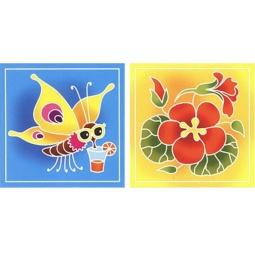 Купить Набор для росписи ткани RTO BK-025/026