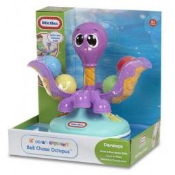 фото Игрушка развивающая для малыша Little Tikes «Вращающийся осьминог»