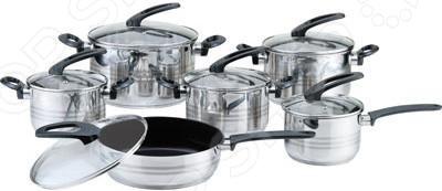 Набор посуды Bekker Premium BK-2710