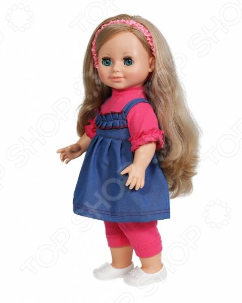 Кукла интерактивная Весна «Анна 5»Интерактивные куклы и пупсы<br>Кукла интерактивная Весна Анна 5 это красивая куколка, которая точно порадует вашего ребенка и подарит ему сказочные минуты игры. При создании уделялось внимание всем частям тела и аксессуарам, ведь именно это делает куклу уникальной. Глаза и вся фигурка полностью соответствует образу настоящего маленького человека. Кукла одета в оригинальный наряд, а волосы уложены в соответствии с общим стилем. Игрушки такого типа помогают ребенку развивать фантазию, мелкую моторику рук, логику и создавать собственные удивительные истории с участием куклы.<br>