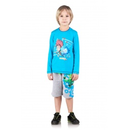 Купить Лонгслив для мальчика «Фиксики: Починим мир!»