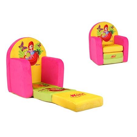 Купить Кресло детское Winx Club GT8255