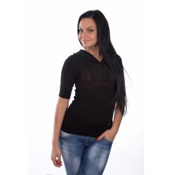 фото Кофта Mondigo 9917. Цвет: черный. Размер одежды: 44