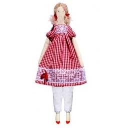 Купить Набор для изготовления текстильной игрушки Кустарь «Эмма»