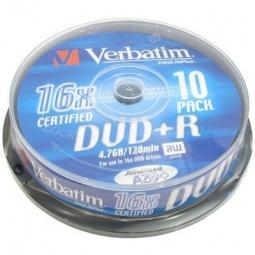 Купить Набор дисков Verbatim 43498
