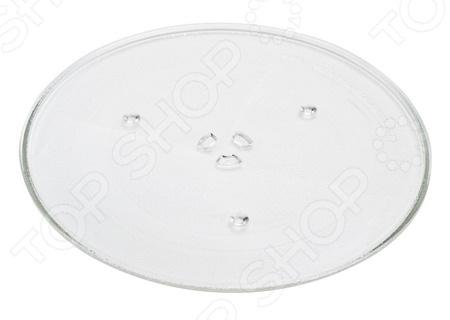 Тарелка для микроволновой печи Bmgroup Samsung DE74-20002BАксессуары для микроволновых печей<br>Зачем нужна вторая тарелка для микроволновки Как известно, ничто не вечно, особенно приборы, которыми мы пользуемся каждый день. Это правило касается и микроволновки. Даже если вы будете регулярно ее чистить, вы не надолго продлите срок ее эксплуатации. Чтобы продлить жизнь своей технике вам нужна сменная тарелка для микроволновой печи Bmgroup Samsung DE74-20002B. Есть множество причин, почему нужно иметь такую вещь в запасе на черный день. Это деталь может вам понадобится, если:  вы случайно уроните и разобьете имеющуюся тарелку;  трещина или скол;  некачественный материал;  очень часто пользуетесь микроволновкой. Представьте, что вы случайно роняете тарелку и она разбивается. Распорядок вашего дня и моральное спокойствие будут нарушены, особенно в том случае, если вы очень часто пользуетесь микроволновой печью для приготовления еды. Вот если бы у вас была запасная... Именно на такой случай и нужна запасная тарелка для СВЧ.  Эта модель обладает рядом достоинств:  жаропрочная основа;  универсальная модель;  долгий срок эксплуатации;  легко чистится;  можно мыть в посудомоечной машине;  экологически чистые материалы изготовления;  не царапается. Приобретая эту модель тарелки вы приобретаете уверенность в завтрашнем дне. Вы будете знать наверняка, что микроволновая печь не застанет вас врасплох. Вы всегда сможете разогреть еду прямо на этой тарелке и вкусно поужинать в конце рабочего дня. Внимание! Данная модель тарелки подходит только для СВЧ-печей Samsung DE74-00027A 255 мм.<br>